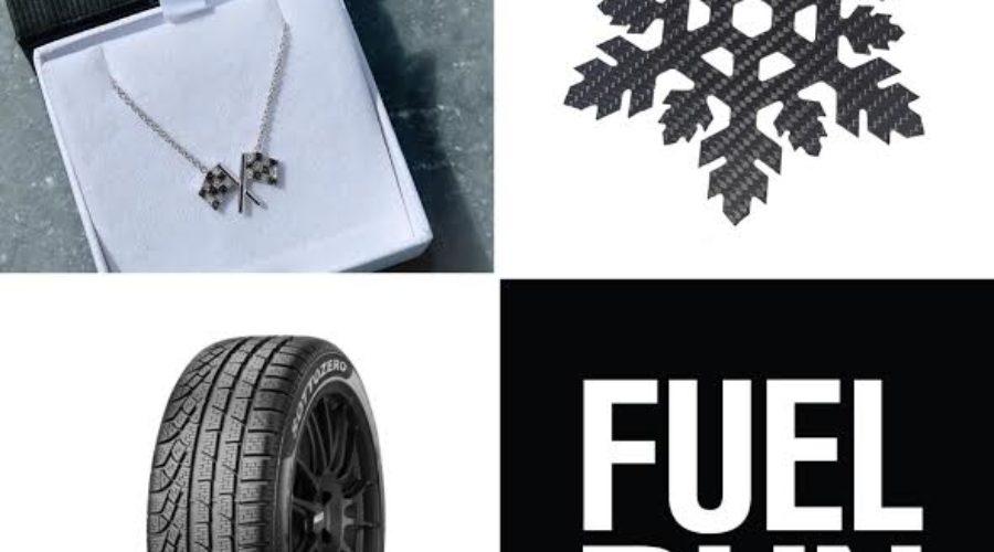 Car Girl Christmas Gift Guide 2018