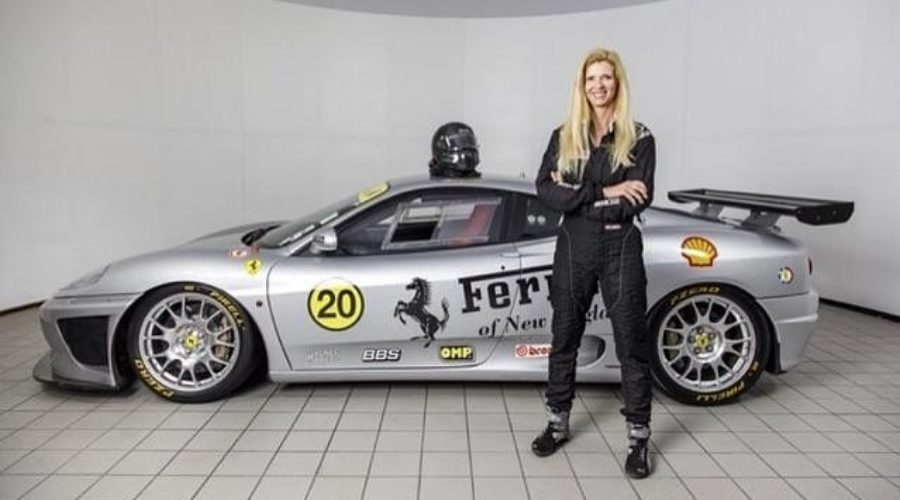 The Auto Blonde: Leading in the Boardroom & Track