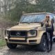 Mercedes G-Wagen: the BEST city to backroads SUV?!