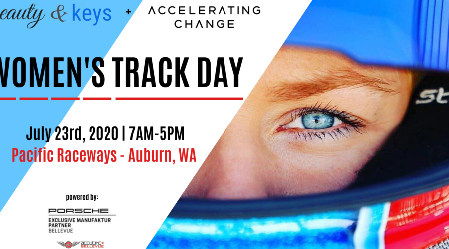 WOMEN'S TRACK DAY – Pacific Raceways