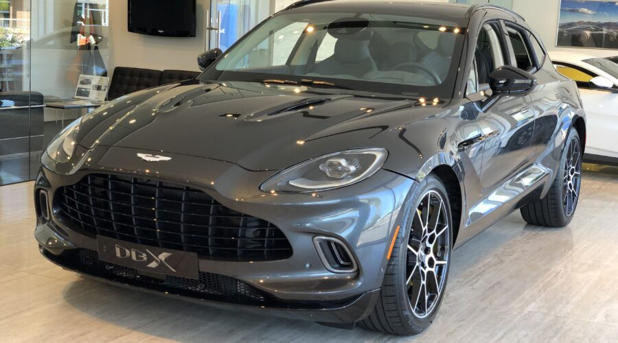 Debuting the DBX: Aston Martin's 1st Ever SUV