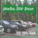 Winter SUV Drive 2021