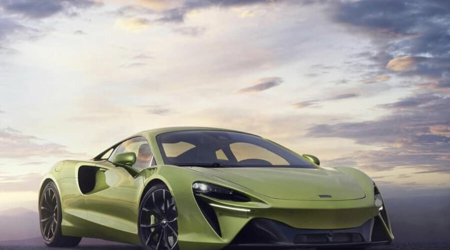 Gimme More McLaren! Plug-In the Hot New Hybrid on the Market: Artura