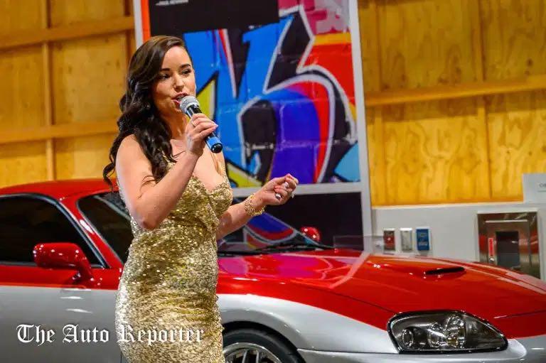 Auto Reporter Jamei June Lemay Museum